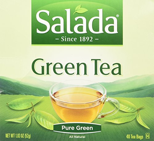 Salada Tea Green 100%,40 tea bags ()