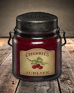 product image for McCall's Classic Jar Candle 16 oz. Cherries Jubliee