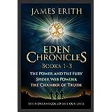 Eden Chronicles Book Set Books 1-3