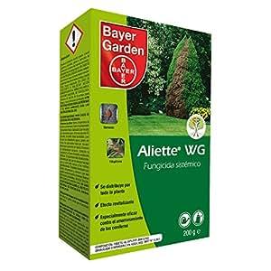 Protect Garden Aliette 200 Fungicida Sistémico para Césped Y Coníferas Verde Agua Gramos