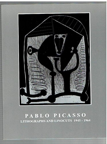 Pablo Picasso: Lithographs and linocuts, 1945-1964 : with an introductory essay on the history of lithography and of the linocut - Pablo Picasso Lithograph