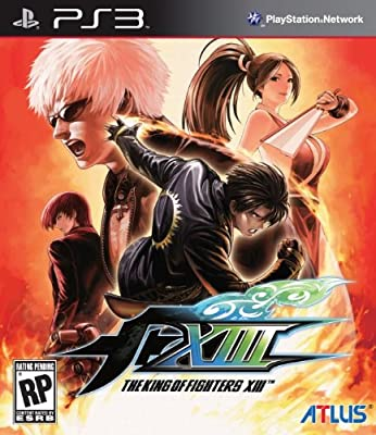 Amazon Com The King Of Fighters Xiii Playstation 3 Video Games