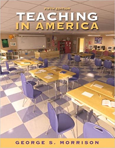 Teaching in america (5th edition) – bookhillside. Com.