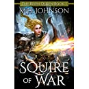 Squire of War (The Risen Queen Book 1)