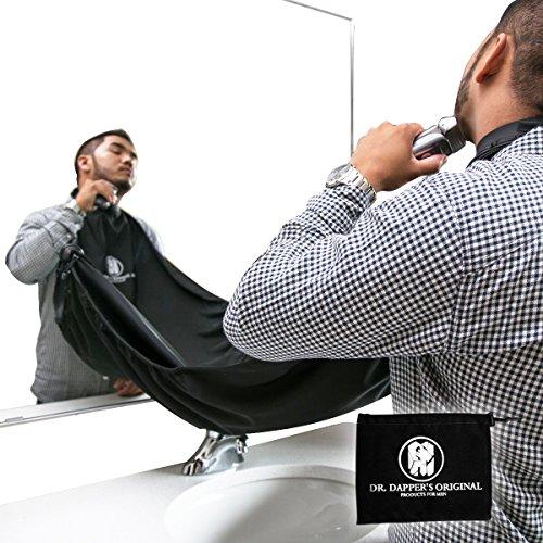 Dr Dappers Beard Cape Shaving