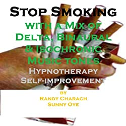 Stop Smoking - with a Mix of Delta Binaural Isochronic Tones