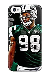 Forever Collectibles 2013 New York Jets Hard Snap-on Iphone 4/4s Case