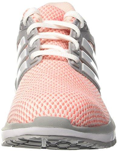 Adidas Damen Energy Cloud Laufschuhe Pink (rosa Ghiaccio / Calzatura Bianco / Grigio Medio)