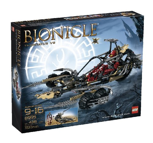Special Edition Bionicle (LEGO Bionicle Thornatus (8995))