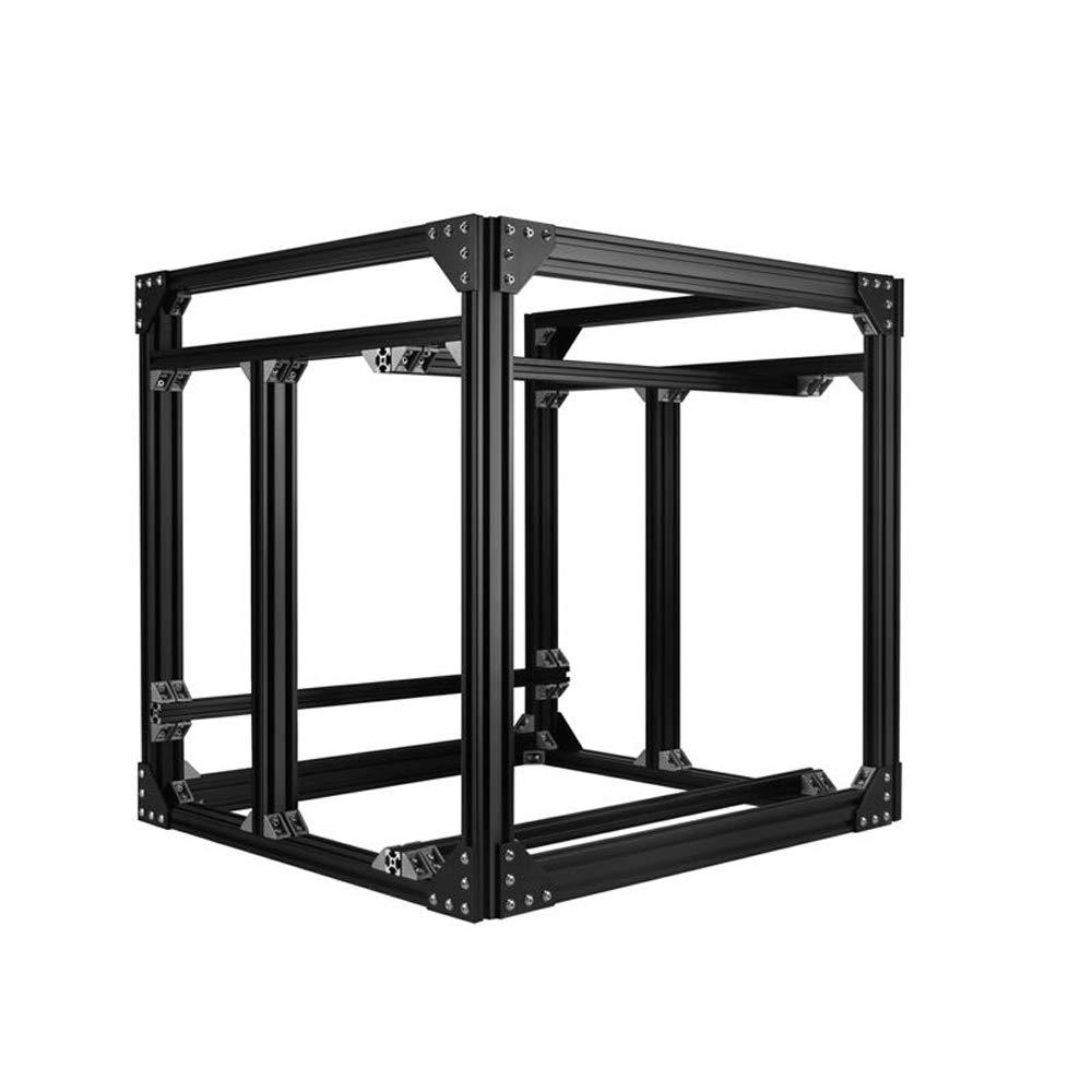 Z Altura 565 mm Negro BLV MGN Cube 3D Printer Kit de marco de ...