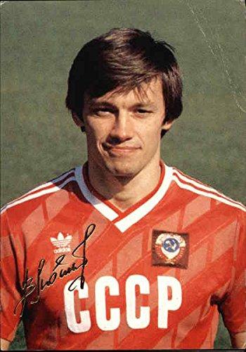 USSR Soccer Player Other Sports Original Vintage Postcard from CardCow Vintage Postcards