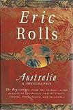 Australia, Eric Rolls, 0702229113