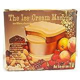 Vintage 1974 Ronco The Ice Cream Machine Cordless