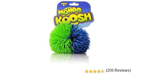 Koosh Ball - Mondo Edition - New Larger 4 Size (Colors May Vary ...
