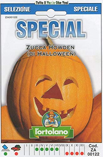 Casavidas Seeds Package: Howden Pumpkin Halloween -Special -