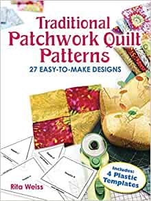 Tree of Paradise Pineapple Vintage Patchwork Quilt Cut Out Templates  Pattern and Instruction Book for 12 Vintage Quilt Patterns More