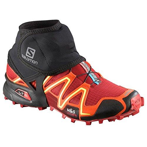 Salomon 329166 Black Medium Parent Low Trail Gaiters product image