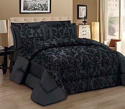 Set di biancheria da letto Lisa, composto da copriletto/trapunta e 2 ...