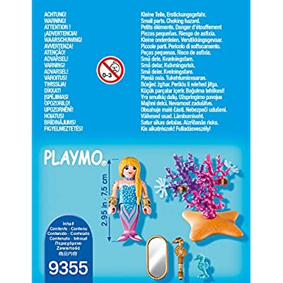 Playmobil Mairmaid with Mirror and Decoration 9355 Playmobil special plus Item: Toys & Games
