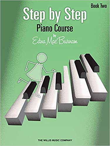Book Step by Step Piano Course - Book 2