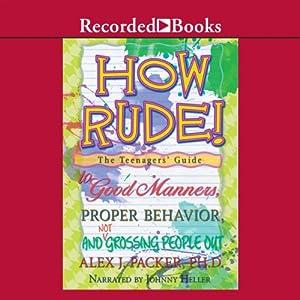 How Rude! Audiobook