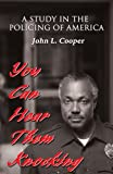 You Can Hear Them Knocking, John Cooper, 059517034X