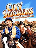 Filmcover City Slickers - Die Großstadt-Helden
