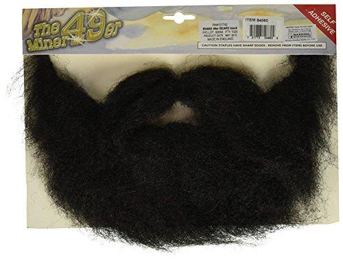 (Forum Novelties 49Er Beard/Moustache,)