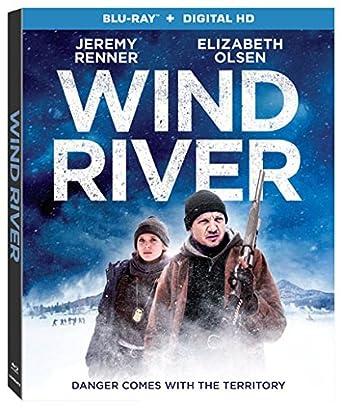 amazon com wind river blu ray jeremy renner elizabeth olsen