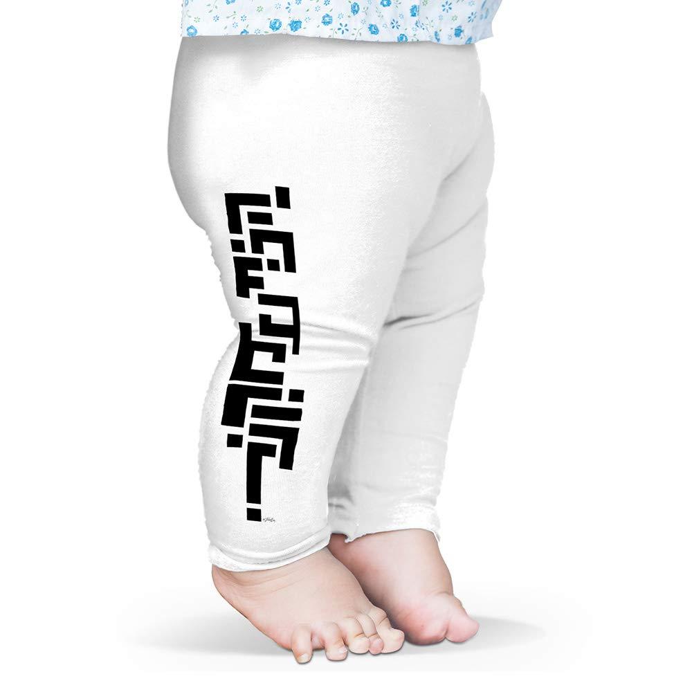 TWISTED ENVY Baby Pants Geometric Pattern