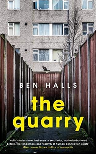The Quarry Book Cover
