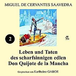 Leben und Taten des scharfsinnigen edlen Don Quijote de la Mancha: Buch 2
