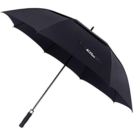 380e77808611 Amazon.com : ACEIken Golf Umbrella Large 58/62/68 Inch Automatic ...