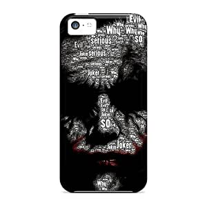 High Quality WxTeOUi3298MToWb Joker Words2 Tpu Case For Iphone 5c