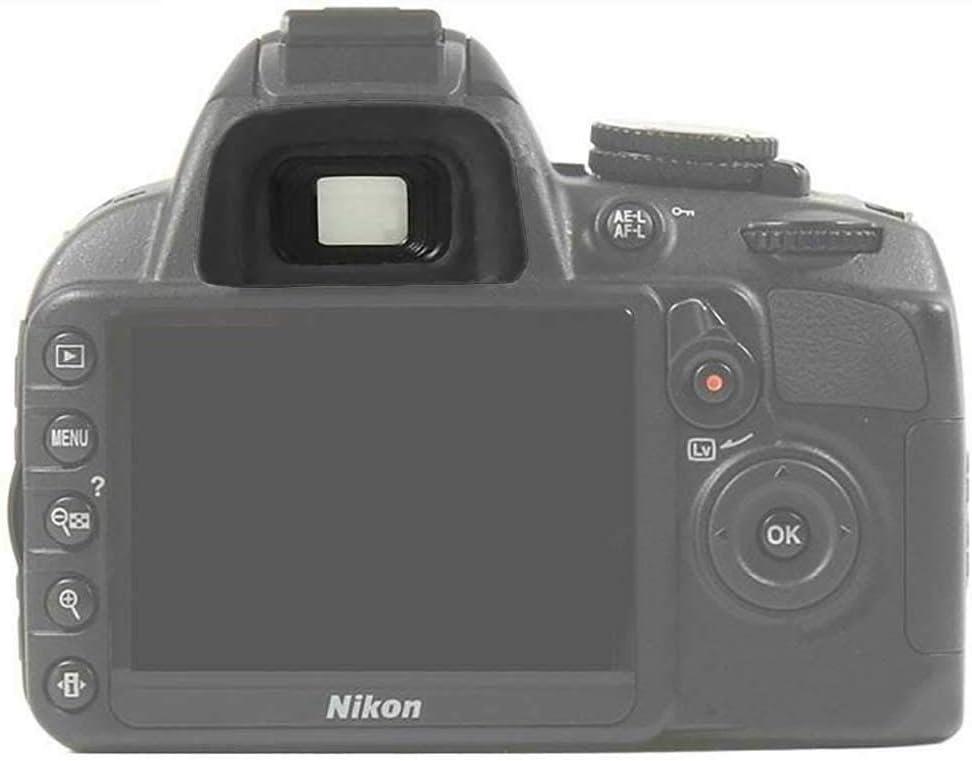 D60 D5100 DK-20 Visor Ocular Compatible con cámara Nikon D5600 ...