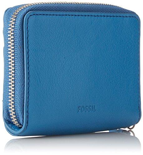 Wallet Fiona Blue Fossil Geldbrse Damen Women's nbsp; Kleingeldbeutel 4rq0n0Y6x