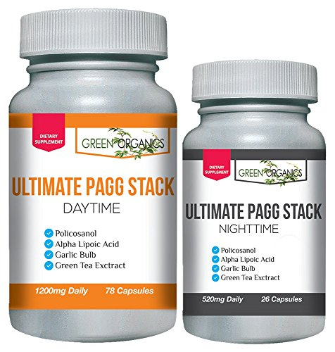 (Ultimate PAGG Stack 4 Hour Body by Tim Ferriss - Burn Fat and Build Muscle)