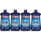 Finish Jet-Dry Rinse Aid, 8.45oz, Dishwasher Rinse Agent & Drying Agent (4X8.45oz)