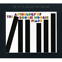 The Anthology Of Boogie Woogie Piano