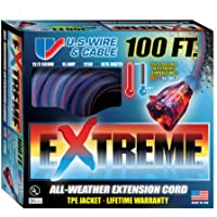 US Wire 100-Foot Extreme Cord