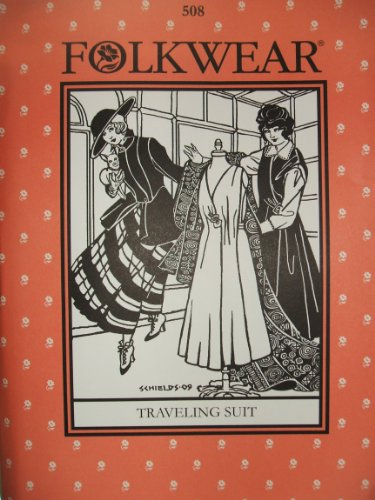 Folkwear 508 Traveling Suit World War I Style Sewing Costume Pattern