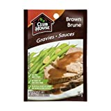 Club House Gravy Mix Brown