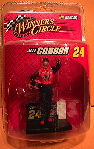 Jeff Gordon Stocking (Jeff Gordon #24 Winner's Circle NASCAR 2008 3 Inch Racecar Driver Figure)
