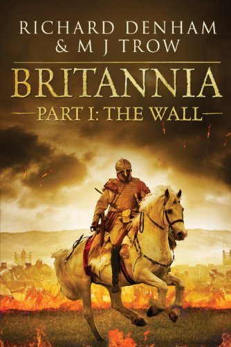 Britannia: Part I: The Wall (Game Of Thrones Review Beyond The Wall)