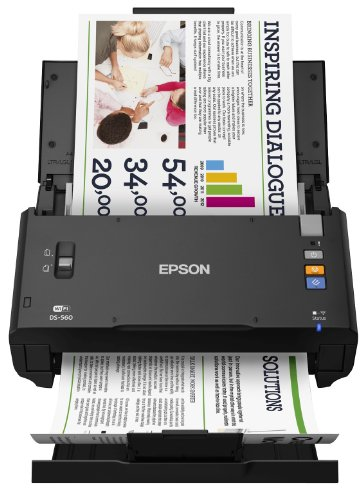 Epson WorkForce DS-560 Scanner Wi-Fi