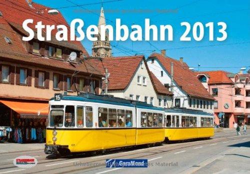 Straßenbahn 2013