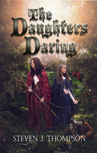 Daughters Daring Enchanted Forest Book ebook product image