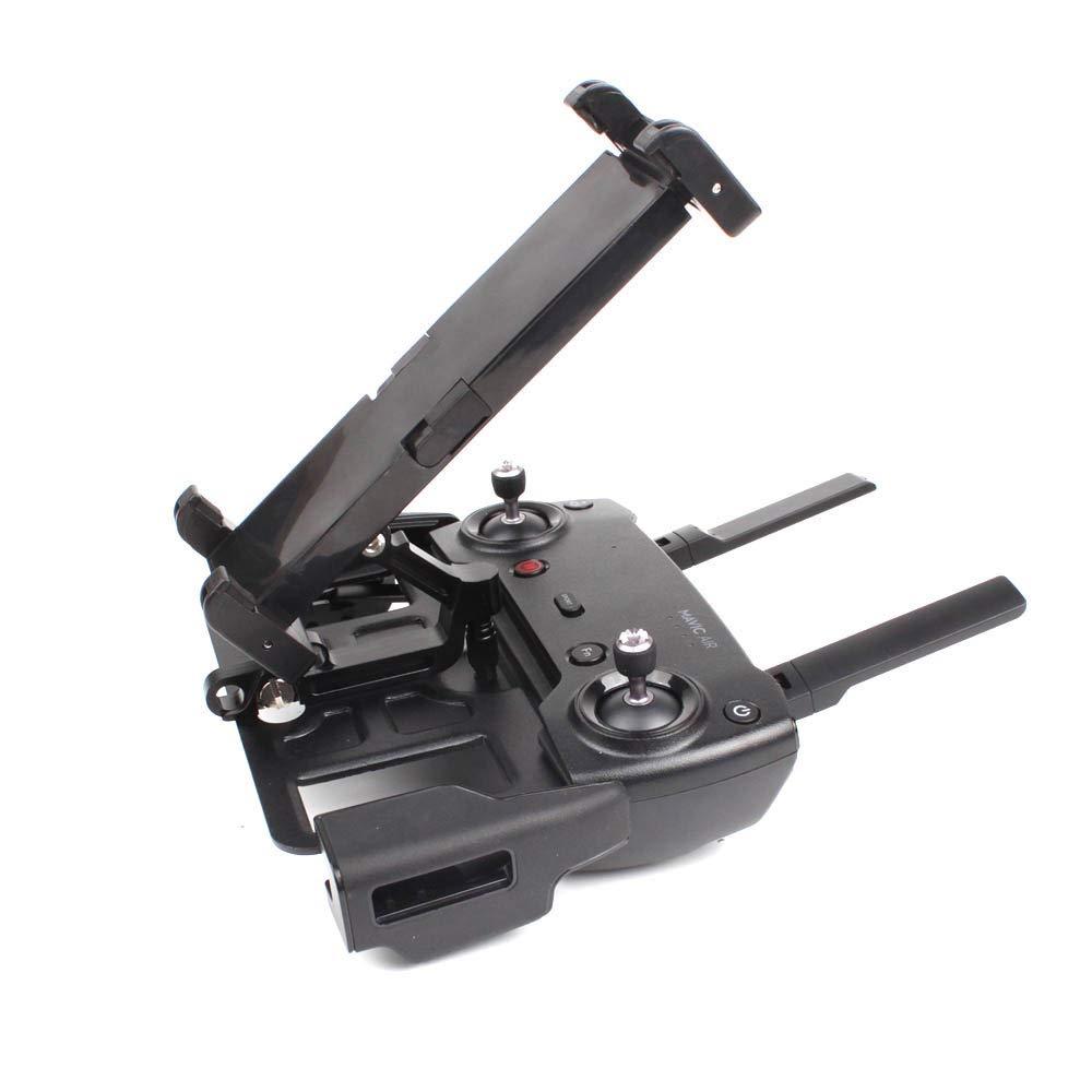 Remote Control Phone Tablet Holder Bracket Metal Base Foldable Bracket Stand for DJI Mavic 2 AIR/Mavic PRO/Spark