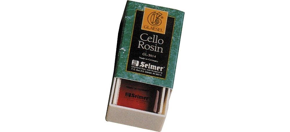 Glaesel GL-3914 Cello Rosin GL3914