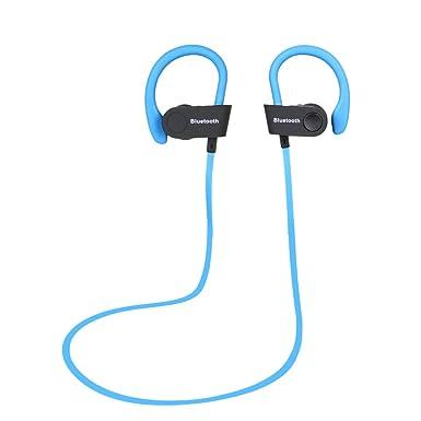 Auriculares Bluetooth Auriculares inalámbricos Auriculares de con micrófono para Running